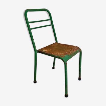 Chaise de jardin 1960