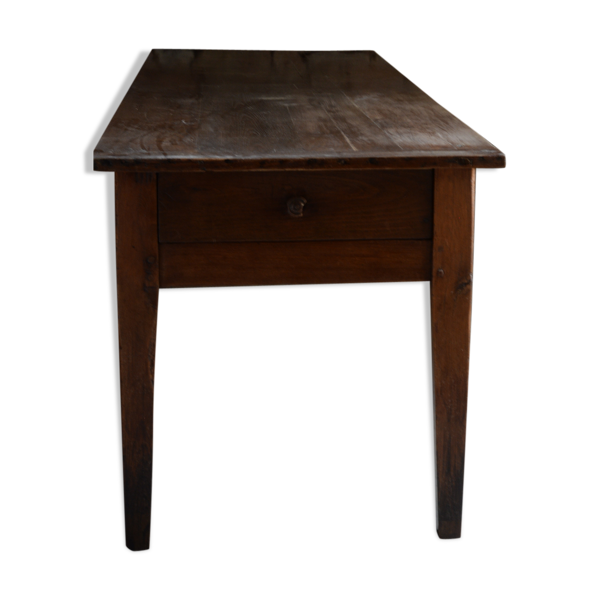 Selency Table de ferme vintage