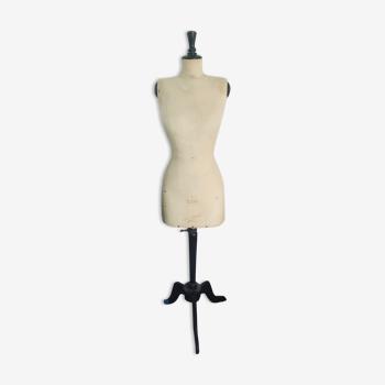 Buste/mannequin Ancien - Girard Paris