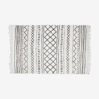 Tapis berbère coton 190 x 290cm