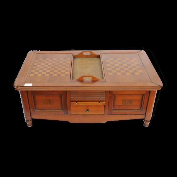 Table de salon avec bar