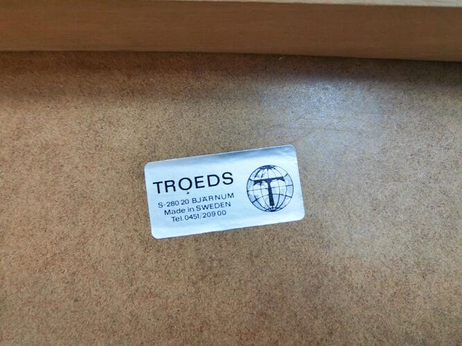6 chaises par Nils Jonsson pour Hugo Troeds