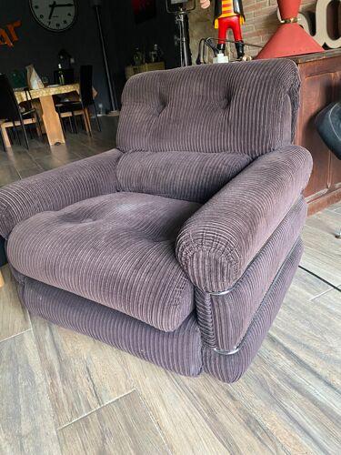 Canapé 3 places et 2 fauteuils 1970