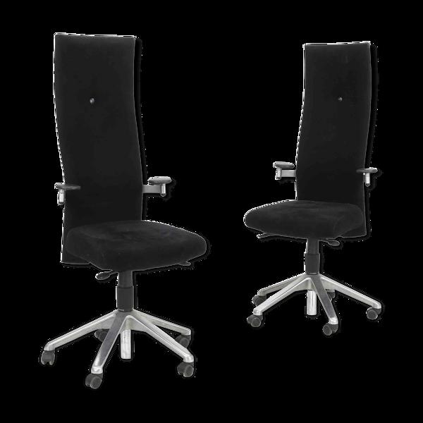 Paire de fauteuils par Burkhard Vogtherr