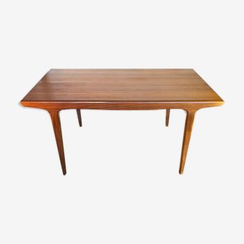 Table en teck 1960