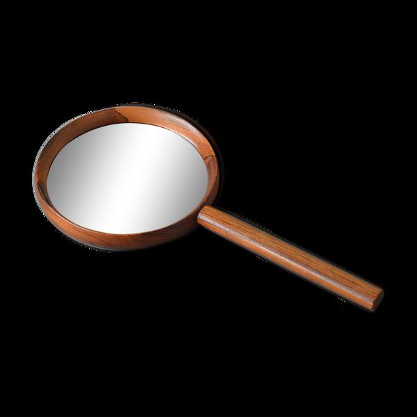 Hand mirror designed by Uno & Osten Kristiansson for Luxus