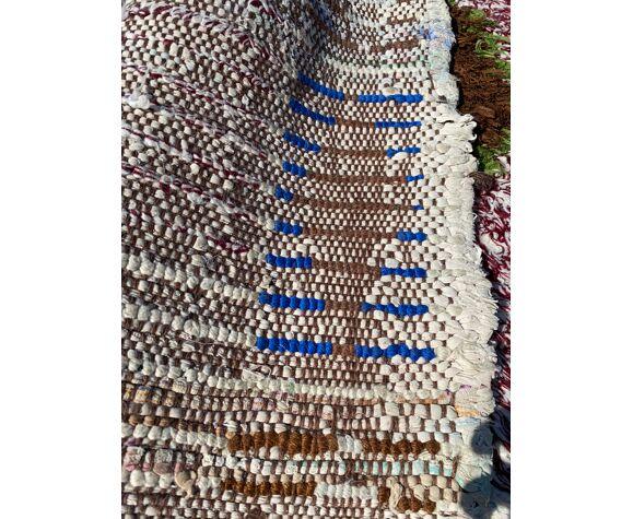 Tapis berbere boucherouite 85x250 cm