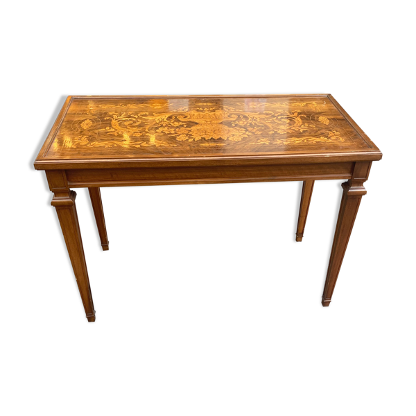 Table console style Louis XVI