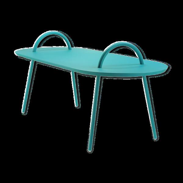 Table basse Swim bleue
