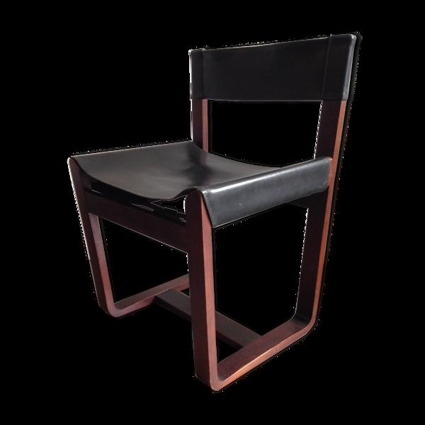 Chaise par Gunther Hoffstead for Uniflex