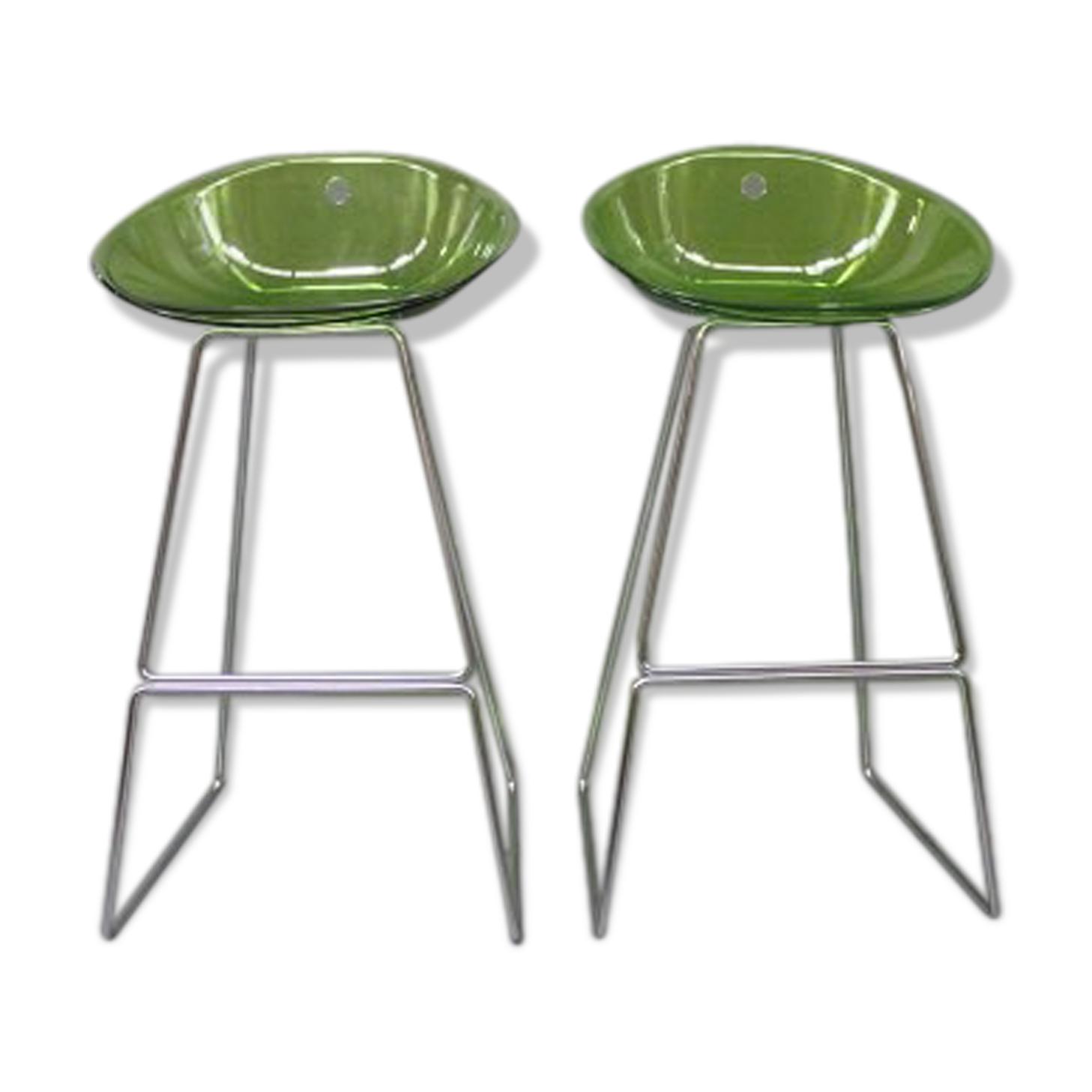 Pair of Pedrali bar stool