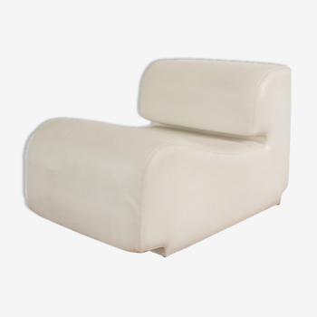 Cini Boeri chair Bobo model Arflex edition International Furniture Broadcast, Italy 1968