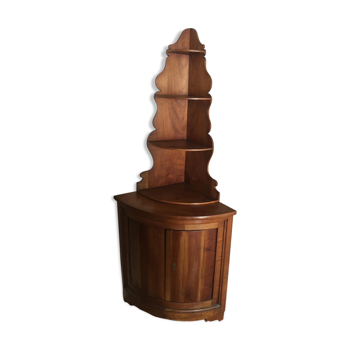 Encoignure ancienne sculptée