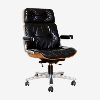 Chaise de bureau «Pasal» Prof.Karl Dittert pour Martin Stoll/Giroflex