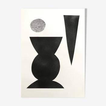 Fragment 16 - Collage