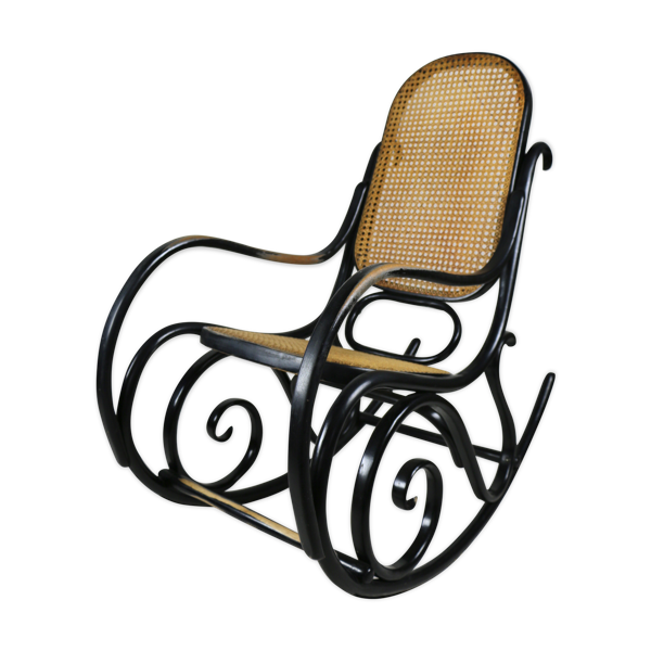 Rocking-chair by Michael Thonet
