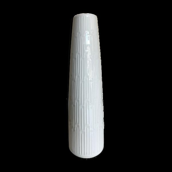 Vase mid century modern 1960 Hans Merz pour Meissen