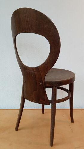 Chaise de bistrot années 60