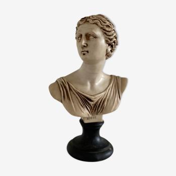 Buste de déesse grecque