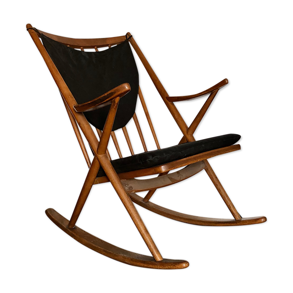Rocking-chair vintage