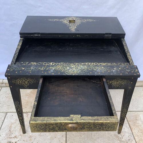 Bureau pupitre écritoire original