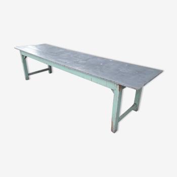 Table de ferme 300 cm