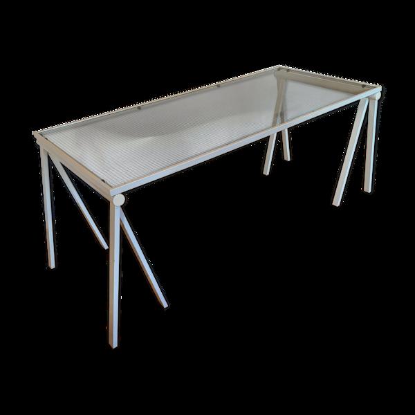 Table Bieffeplast, conçue par Rodney Kinsman, Italie, années 1970