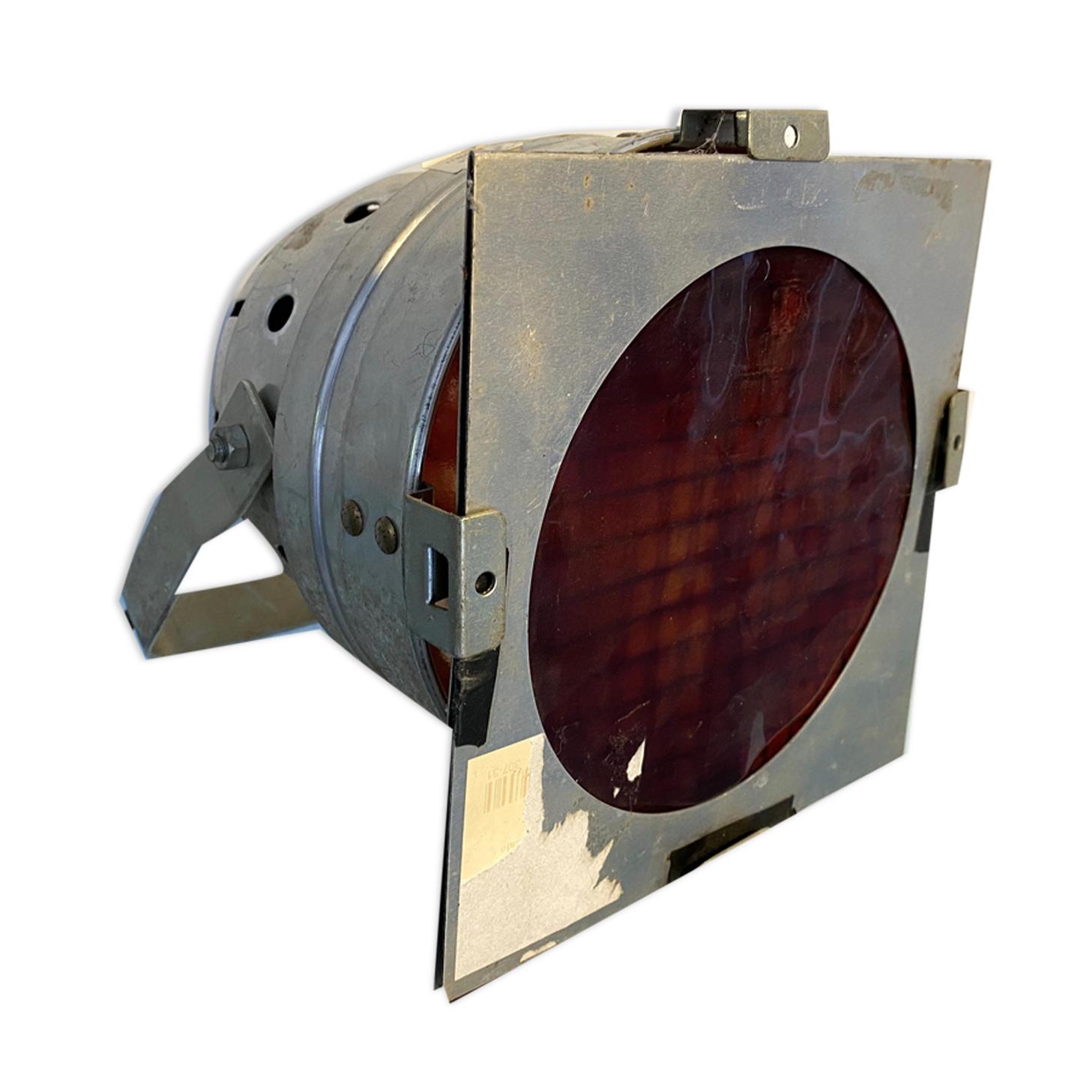 Projecteur de cinéma en aluminium Gamelle