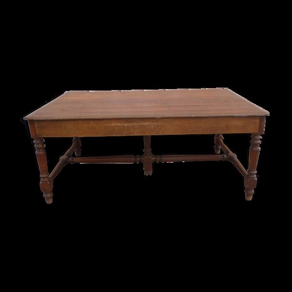Selency Table en chêne XlXeme