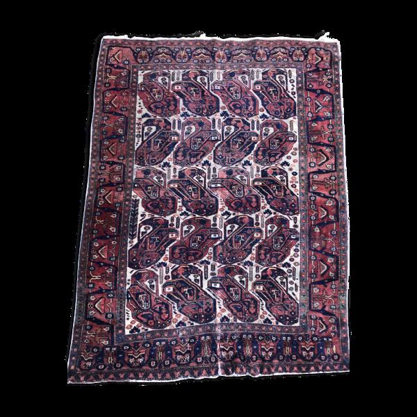 Tapis Afchar 19ème 170x130cm