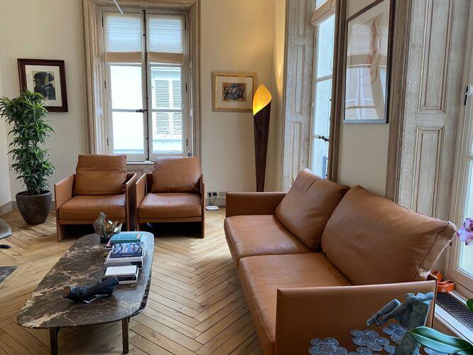 Salon canapé et deux fauteuils Toot