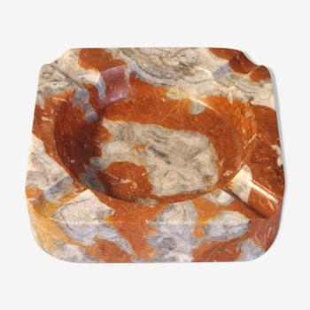 Cendrier en marbre 15 x 15 cm