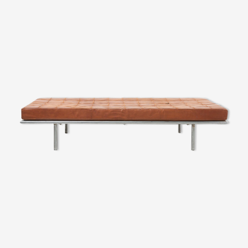 Daybed Barcelona de Ludwig Mies van der Rohe pour Knoll International, Allemagne 1929