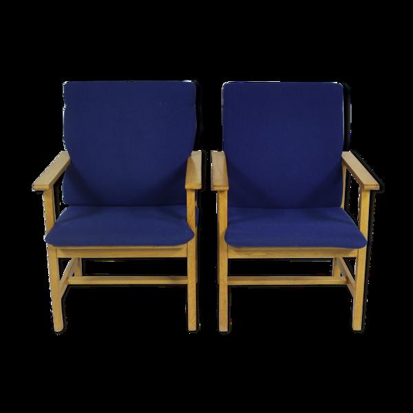 Selency Danish armchair by Børge Mogensen for Fredericia