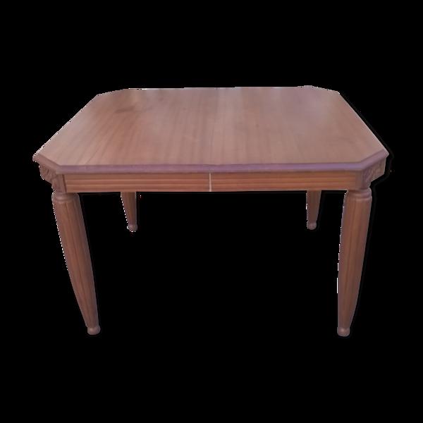 Table a rallonge art déco