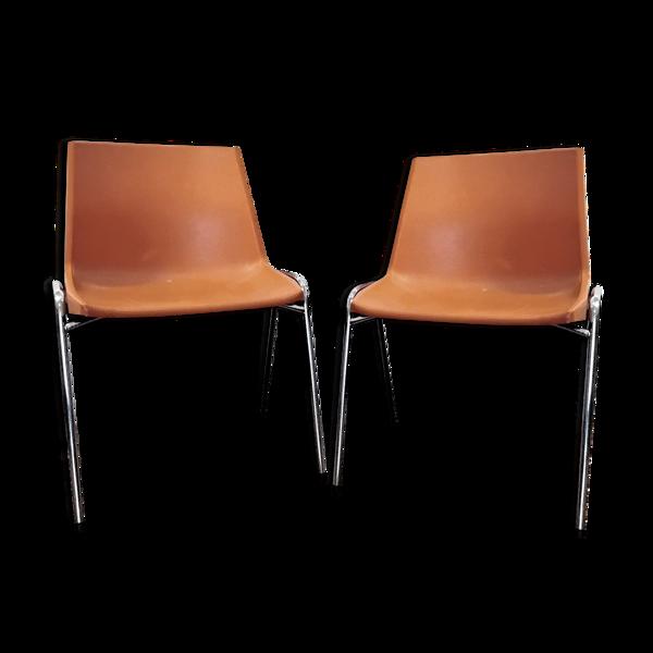 Chaises design jp emonds-alt pour ovp belgium (2pcs)