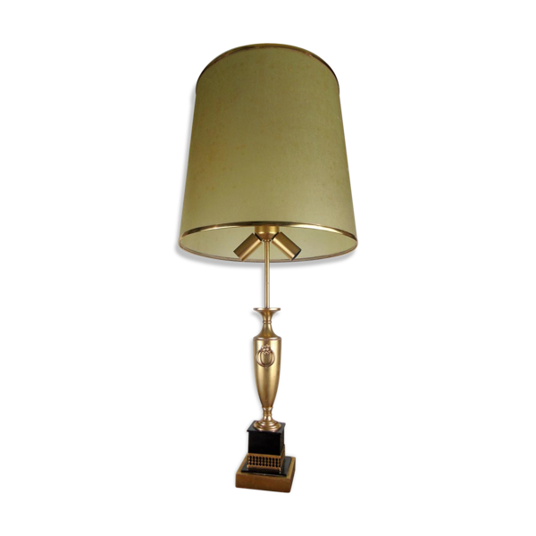 Lampe de bureau de boulanger  1970s