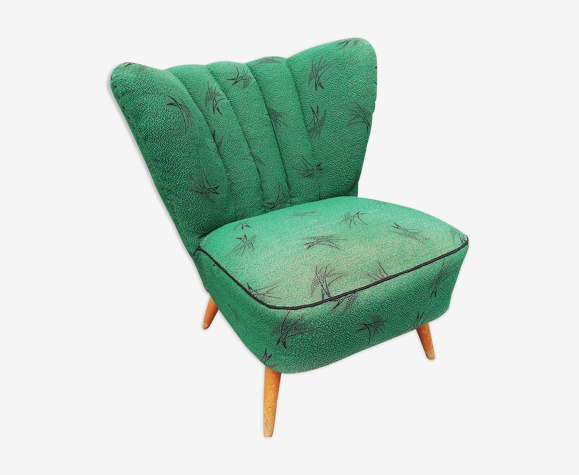 Green cocktail chair