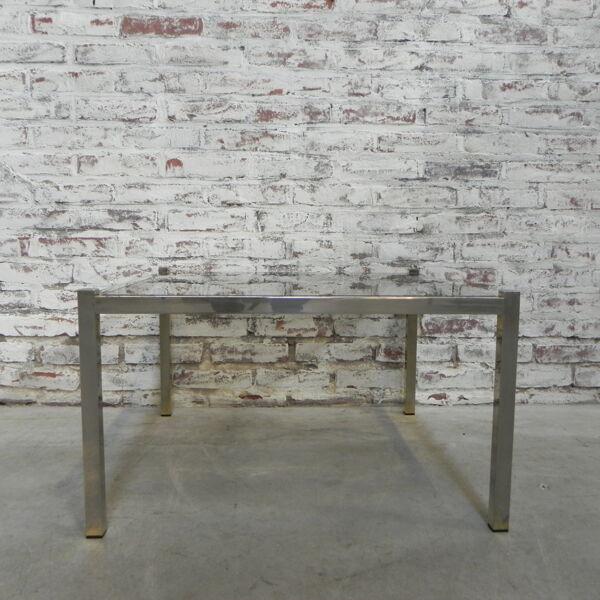 Table basse Hollywood Regency  65 x 65 cm