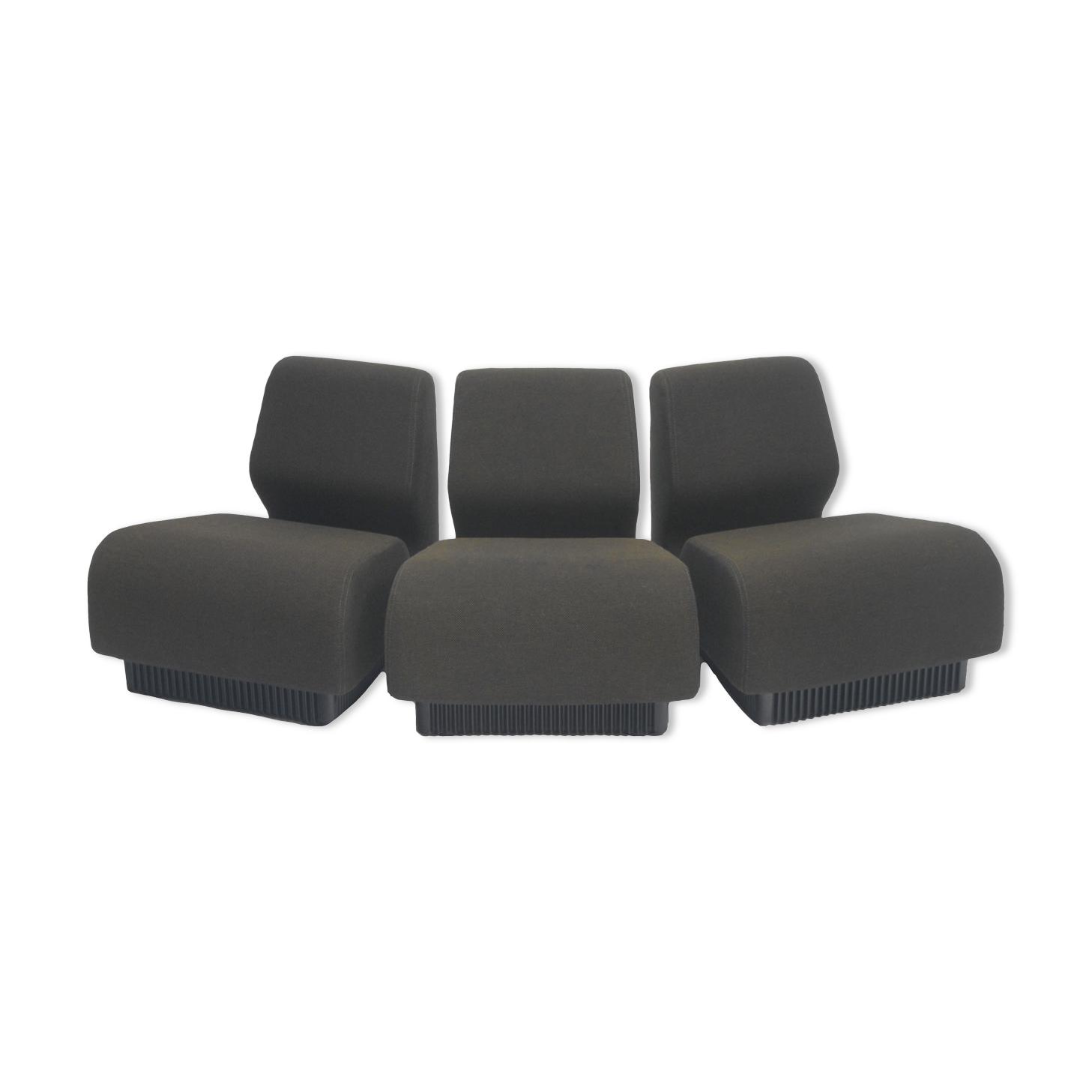 Canapé modulaire Don Chadwick pour Herman Miller
