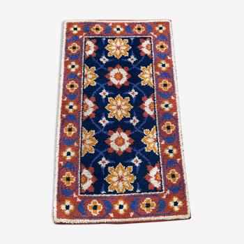 Tapis en laine coloré - 140x80cm