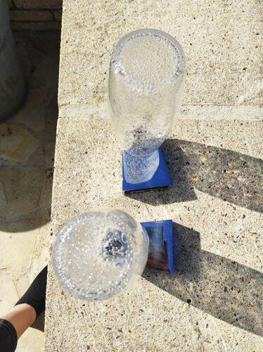 Paire d'appliques en cristal marque Keuco