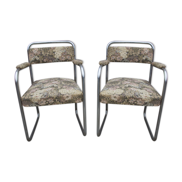 Pair of chairs Cantilever 1930