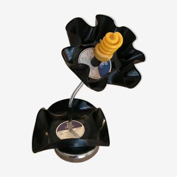 """Lampe à poser """"rock-fleur"""""""