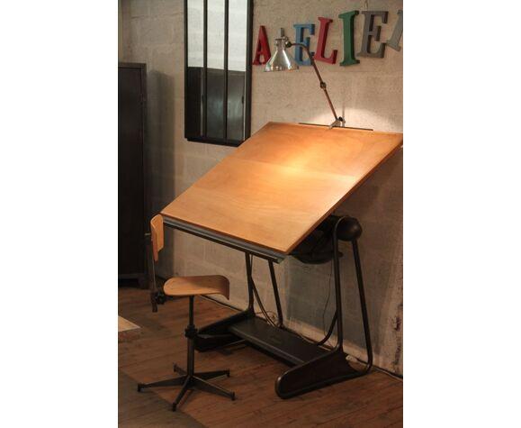 Table drawing regma architect