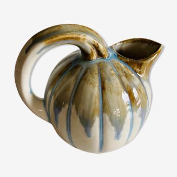 Water pumpkin pitcher