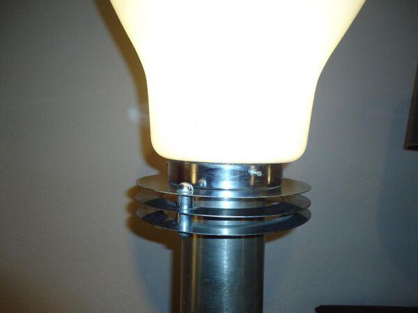 Grand lampadaire 1970