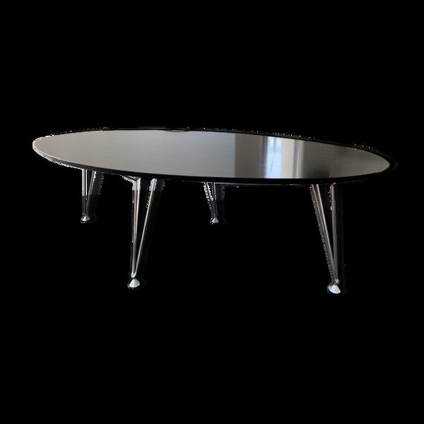 Selency Table ovale années 60