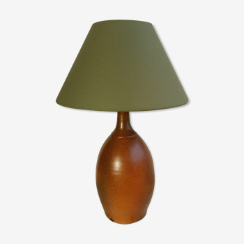 Lampe poterie