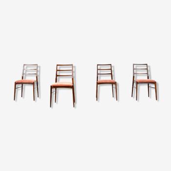 Ensemble de 4 chaises Richard Hornby for Heals Fyne Ladye